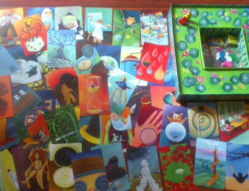 DIXIT – a fantastic game for teaching English