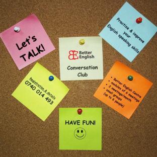Better English Conversation Club