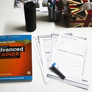CAE Mock Test - Advanced Trainer