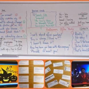 In-company English Training - Socialising Skills