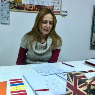 1-to-1 English lessons