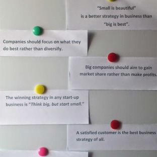 Business English Training - Corporate Strategy